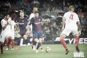 Siviglia - Barcellona, tra Liga e Coppa