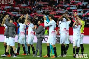 Sevilla-Celta: puntuaciones del Sevilla, ida de semifinales de la Copa del Rey