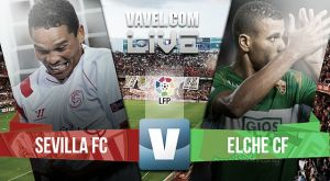Resultado Sevilla vs Elche en vivo (3-0)