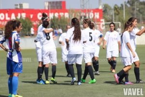 Fotos e imágenes del Sevilla Femenino 7-0 Hispalis, 1ª jornada de Segunda División Femenina