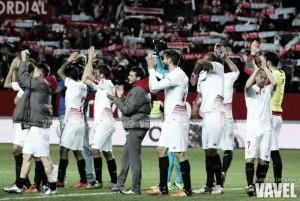 Así llega el Sevilla: el éxtasis de Copa en los labios