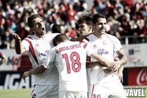 Sevilla FC - Levante UD: puntuaciones del Sevilla, jornada 11 de Liga BBVA