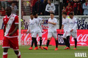 Fotos e imágenes del Sevilla 2-0 Rayo Vallecano, jornada 33 de Primera División