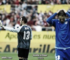 Sevilla - Rayo: urgencias imprevistas