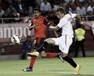 Sevilla - Real Sociedad: puntuaciones de la Real Sociedad, jornada 5 de Liga BBVA