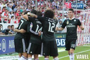 Fotos e imágenes del Sevilla 2-3 Real Madrid, jornada 35 de Liga BBVA