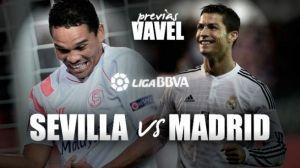 Sevilla - Real Madrid: invictus et gladiators
