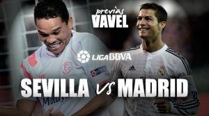 Sevilla - Real Madrid: caer no está permitido