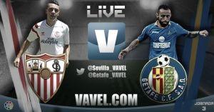 Sevilla vs Getafe en vivo online