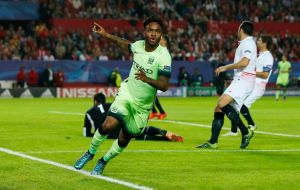 Siviglia - Manchester City 1-3: i citizens conquistano vittoria e primato