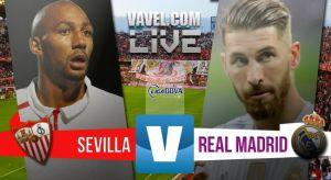 Resultado Sevilla vs Real Madrid en Liga BBVA 2015 (3-2)
