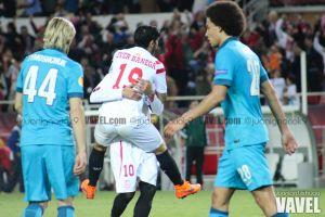 Fotos e imágenes del Sevilla 2-1 Zenit, ida de cuartos de final de la Europa League