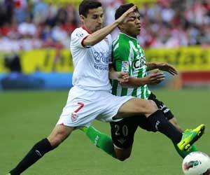 Sevilla - Betis, puntuaciones del Sevilla, jornada 20