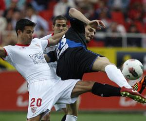 Sevilla - Rayo: Puntuaciones del Sevilla, jornada 37