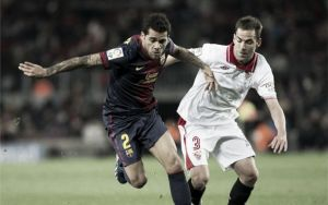 Alexis le da la victoria al Barça en el descuento