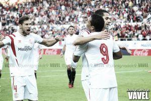 Sevilla FC - Granada CF, jornada 13, puntuaciones del Sevilla