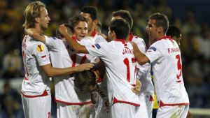 Le FC Séville prend une option sur la finale !