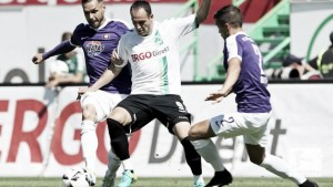 SpVgg Greuther Fürth 3-2 Erzgebirge Aue: Franke goes from zero to hero at the death