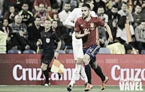 Mario Gaspar vuelve a la selección española