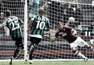 Sassuolo e Torino, 1-1 di rigore