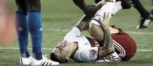 Toronto FC's Sebastian Giovinco out for four weeks