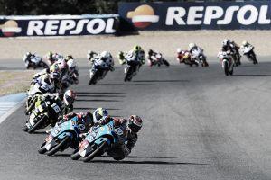 Fabio Quartararo gana la segunda carrera de Moto3 en el CEV de Cataluña y consigue el doblete