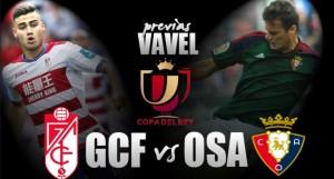 Granada CF - CA Osasuna: con la cabeza en la Liga