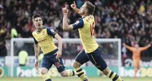 VIDEO - Ramsey porta ancora più avanti l'Arsenal