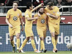 Hannover 96 1-2 Eintracht Frankfurt: Stendera strikes twice in comeback win