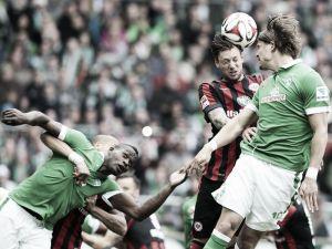 Werder Bremen 1-0 Eintracht Frankfurt: Selke keeps up Bremen's European dreams