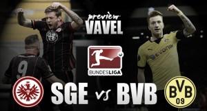 Eintracht Frankfurt vs Borussia Dortmund Preview: Eagles looking to soar from relegation