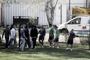 El Real Betis condena los sucesos acontecidos en la Ciudad Deportiva