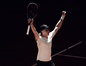 ATP Madrid: Denis Shapovalov makes statement by beating Milos Raonic in all-Canadian battle