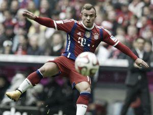 Xherdan Shaqiri allowed to leave for €12.5 million