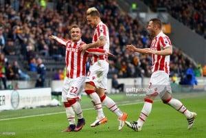 Stoke City prepared to listen to offers for Xherdan Shaqiri