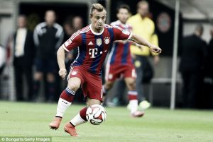 Wolfsburg linked with move for unsettled Shaqiri