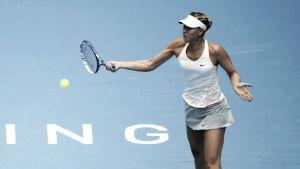 WTA Pechino, la finale è Kvitova - Sharapova