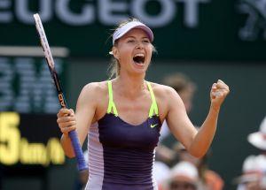 Roland Garros: tutto facile per Sharapova e Pennetta, out Knapp