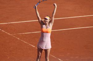 Sharapova guerriera, secondo titolo al Roland Garros