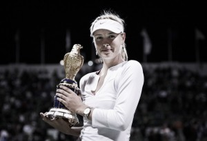 Maria Sharapova receives wildcards into Doha and Dubai
