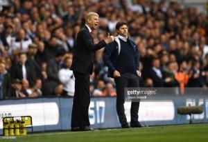 Arsene Wenger's best North London derby victories