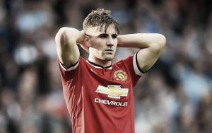 Van Gaal insists starting Luke Shaw was the correct decision despite his mid-week international scare