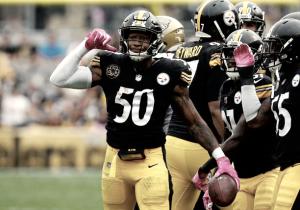 Linebacker do Pittsburgh Steelers, Ryan Shazier não jogará em 2018