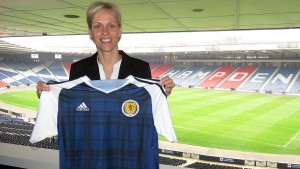 Shelly Kerr announced as new Scotland head coach