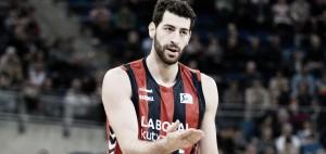 Baskonia recupera a Shengelia para disputar el play-off