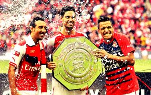 Five things we learnt from the Community Shield