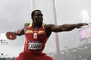 """Frank Casañas: """"Puedo estar entre los ocho mejores"""""""