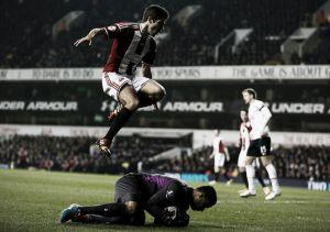 Sheffield United - Tottenham Hotspur: un rasguño en la esperanza