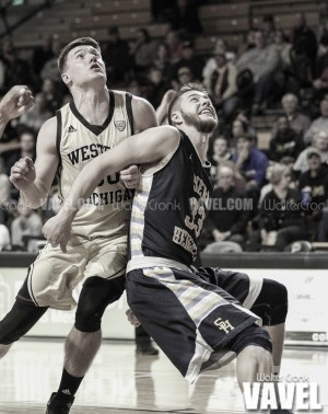 Photos and images of Western Michigan University 103-72 Siena Heights University