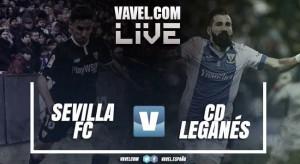 Resumen Sevilla 2-0 Leganés: los de Nervión ya esperan rival en la final